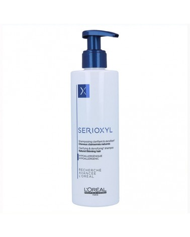 SERIOXYL CABELLO NATURAL THINNING CHAMPU 250 ML