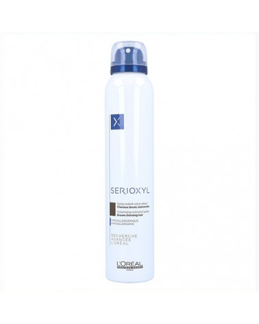 SERIOXYL SPRAY VOLUMEN MARRON 200 ML