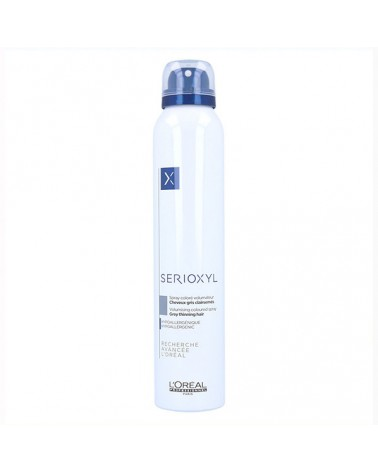SERIOXYL SPRAY VOLUMEN GRIS 200 ML
