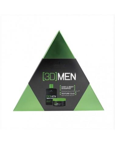 3DMEN PACK (CHAMPU /250 ML...